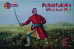 Mars 72074 Polish Paholki (Thirty Years War) 1:72