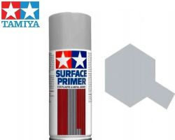 Tamiya 87064 Fine Surface Primer L - Light Gray [Spray] 180ml