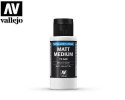 Vallejo 73540 Matt Medium 60ml