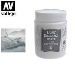 Vallejo 26185 Light Diorama Paste 200ml
