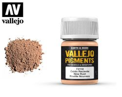 Vallejo Pigments 73118 New Rust 35ml