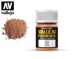 Vallejo Pigments 73117 Rust 35ml
