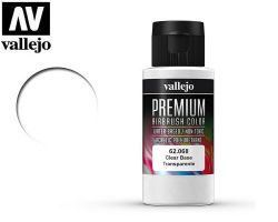 Vallejo 62068 Clear Base Transparente 60ml