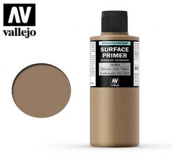 Vallejo 74604 Surface Primer German Dark Yellow 200ml - Podkład akrylowy