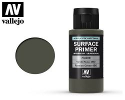 Vallejo 73609 Surface Primer Russian Green 4BO 60ml - Podkład akrylowy