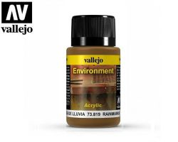 Vallejo 73819 Rainmarks Environment Effects 40ml - Efekt Deszczu